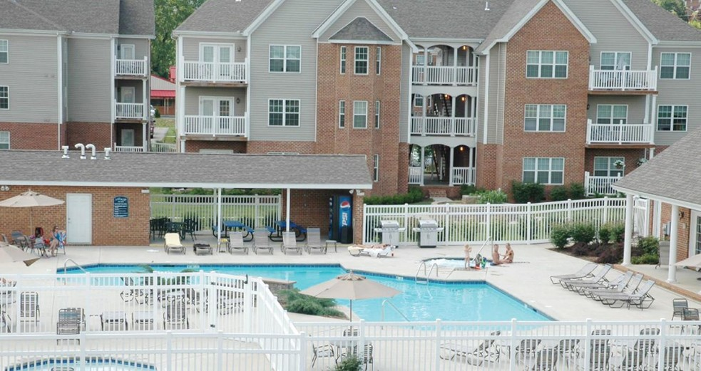 Waterford Village Apartments  Barboursville WV