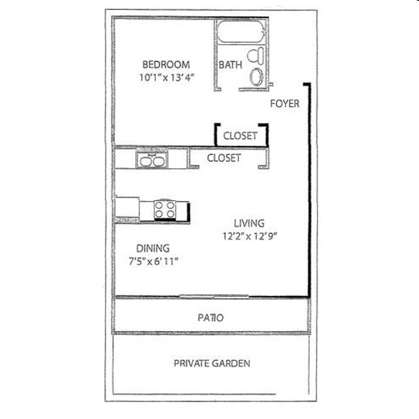 2 Bedroom Apartments In Jacksonville Fl Citigate