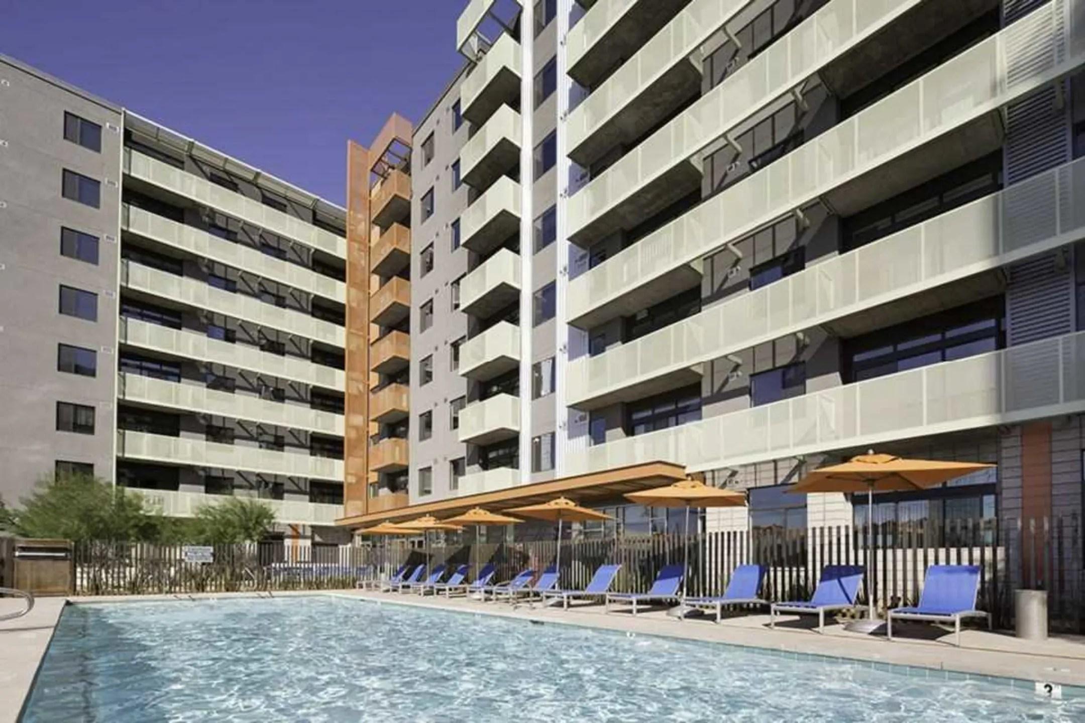 Roosevelt Point Apartments  Phoenix AZ 85004