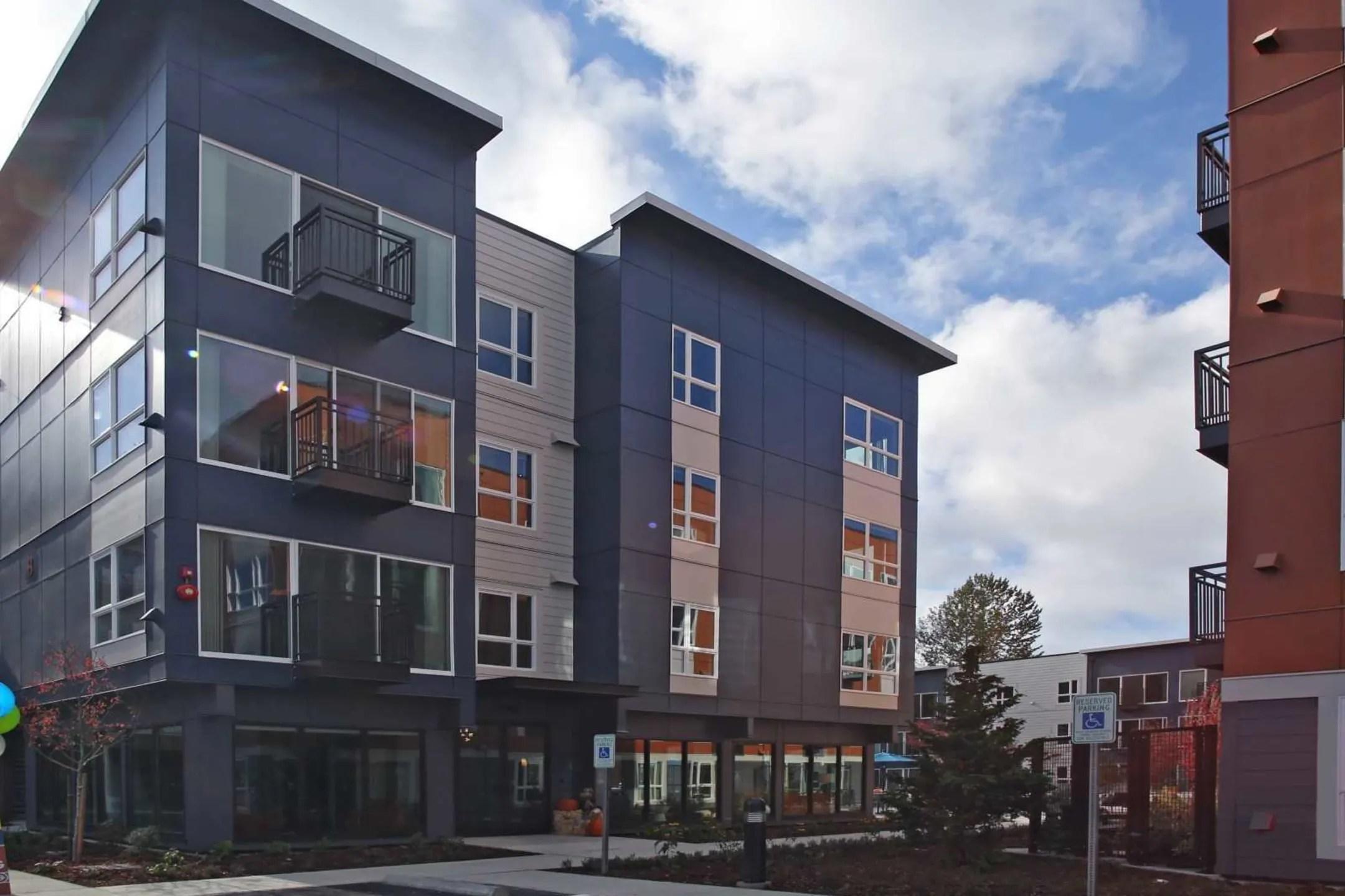 Trillium Apartments  Edmonds WA 98026
