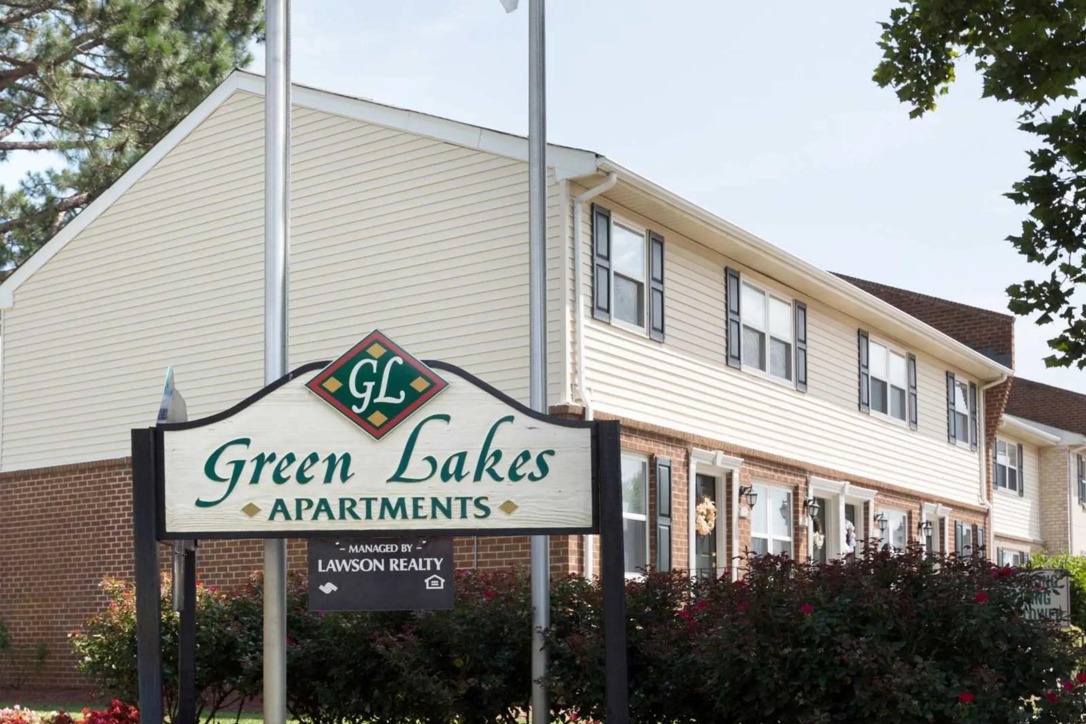 Green Lakes Apartments  Virginia Beach VA 23452