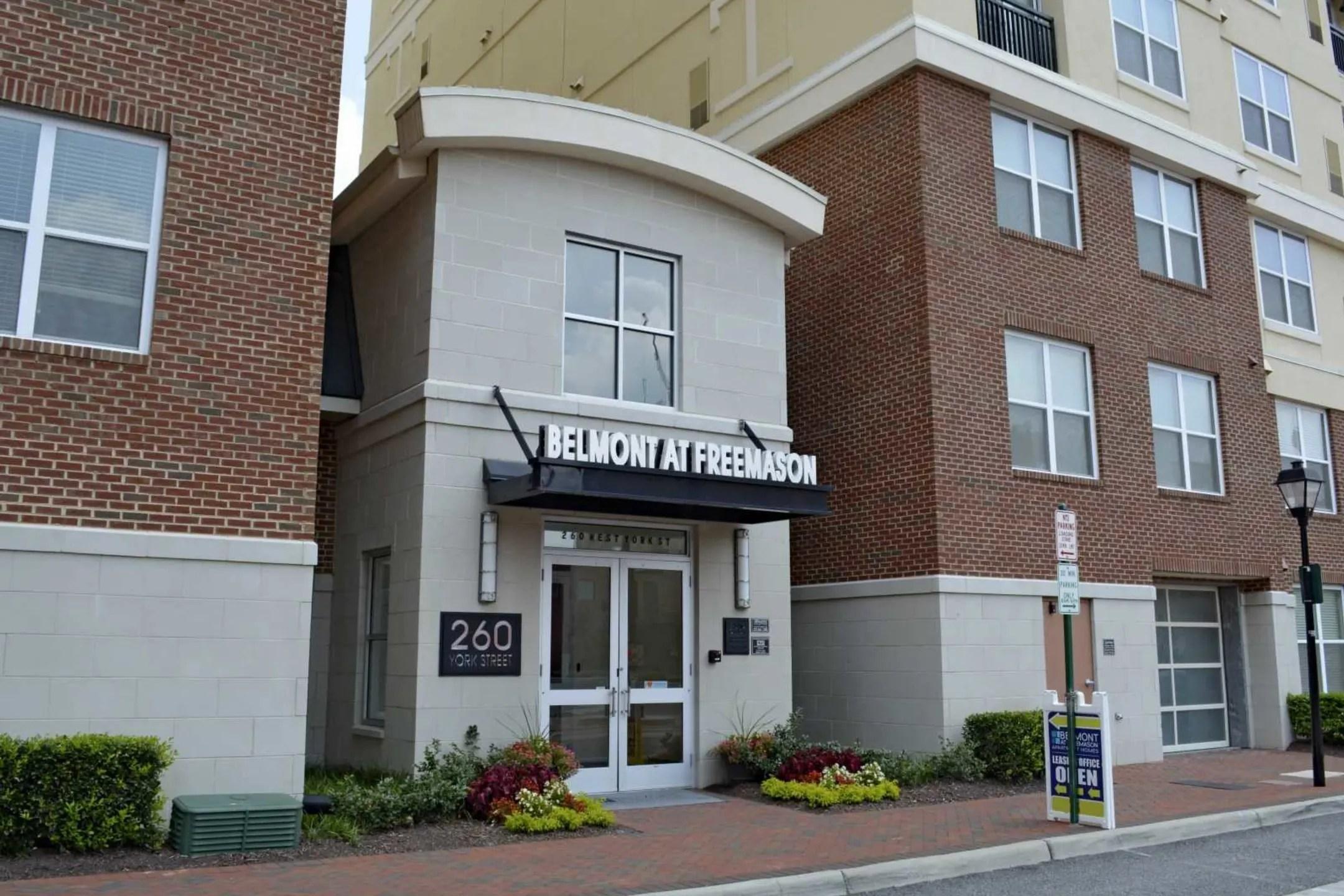 Belmont At Freemason Apartments  Norfolk VA 23510