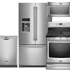 Maytag Kitchen Appliances Free Standing Pantry 382287 Appliance Packages