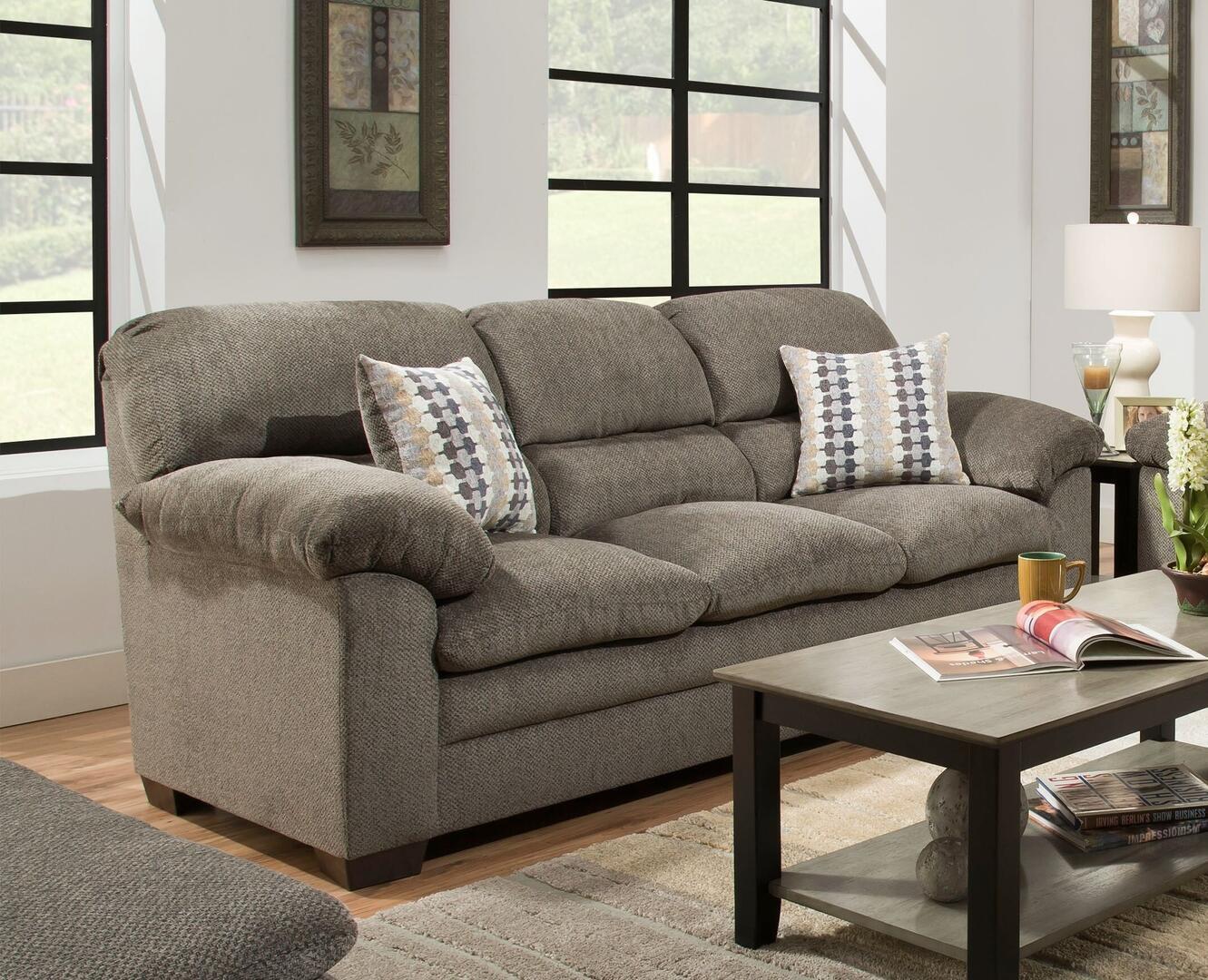 chenille sofa fabric care bean bag simmons upholstery 368303harlowash harlow series