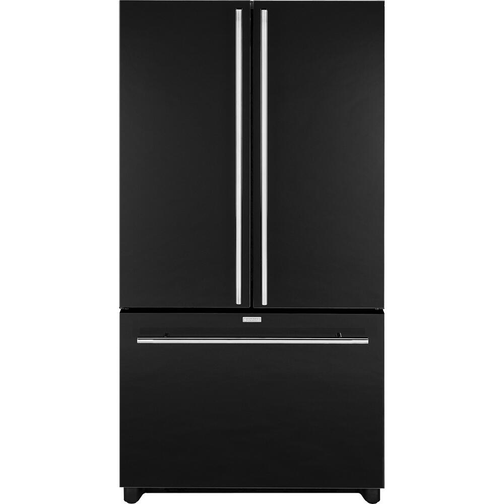 JennAir JFC2089HPY Counter Depth French Door Refrigerator with 198 cu ft Capacity in Black