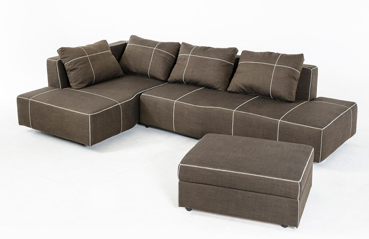 sectional sofa deals free shipping gray cotton slipcover vig furniture vgidsh009 appliances connection