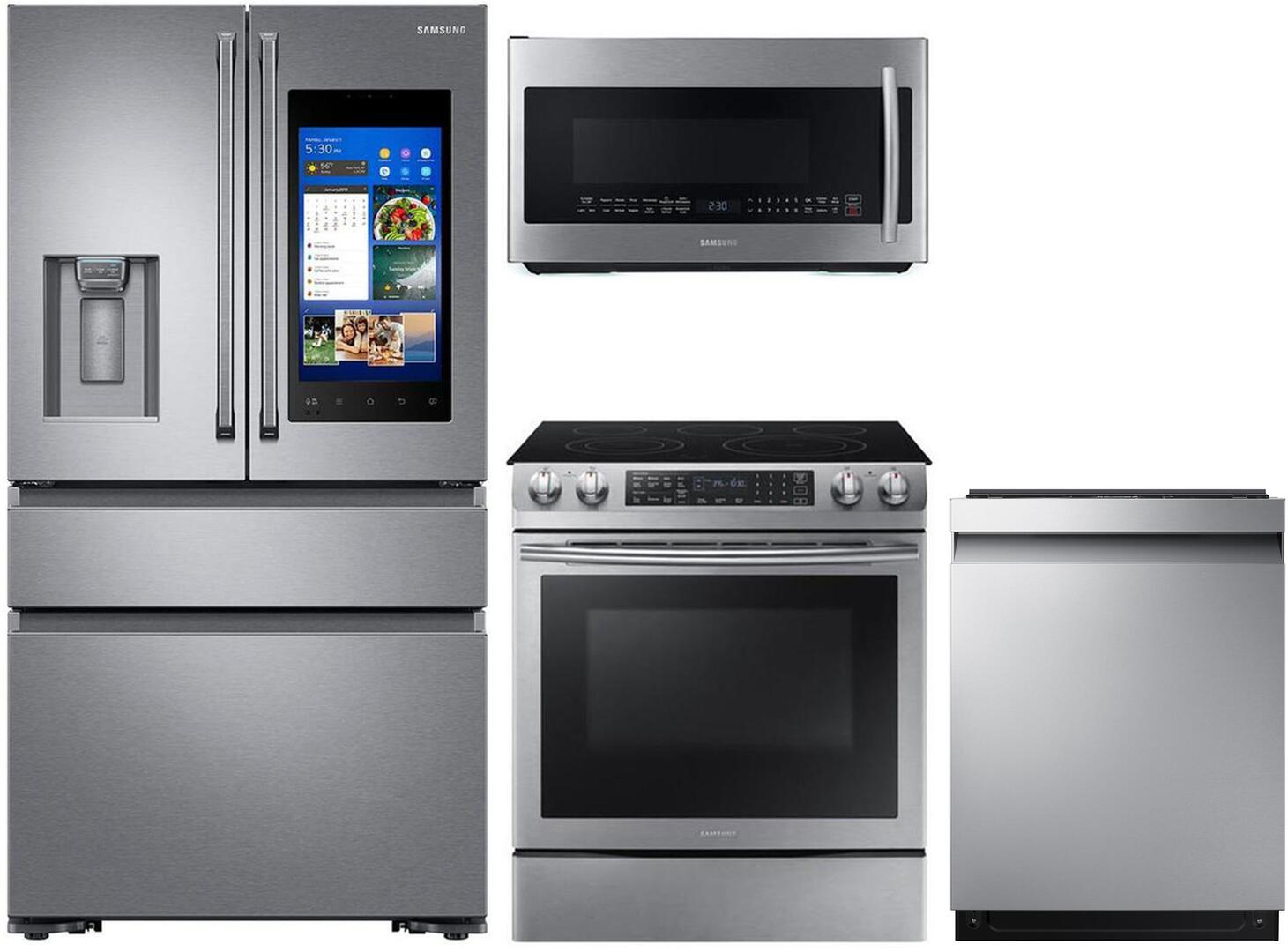 Samsung Kitchen Appliances  Home Design
