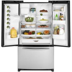 Kitchen Appliances Pay Monthly Unique Faucets For Kitchens Maytag Mfi2067aes French Door Refrigerator With 20 Cu Ft