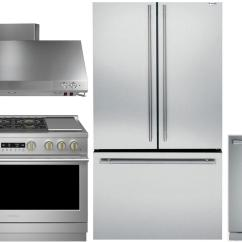 Ge Kitchen Appliance Packages Cabinet Shelving Monogram 709613 Appliances
