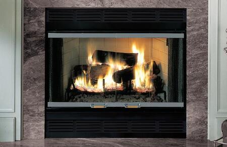 Majestic BC36 Royalton Series Woodburning Fireplace  Appliances Connection