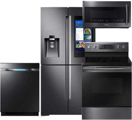 Samsung Appliance 754629 Kitchen Appliance Packages