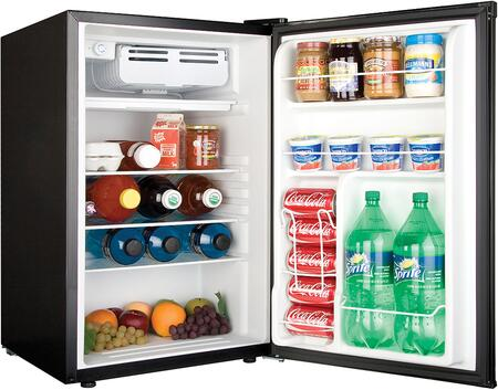 bedroom refrigerator. Haier Hc46sf10sv 21 Inch Compact Refrigerator With 4 5 Cu Ft Bedroom Specifications  Scifihits com