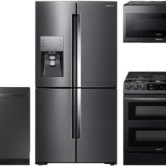 Samsung Kitchen Package Appliance Packages 978084 Appliances Connection 4 Piece