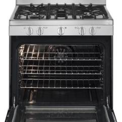Ge Kitchen Appliance Packages Acrylic Sinks Frigidaire Fggf3060sf 30 Inch Gallery Series Gas ...