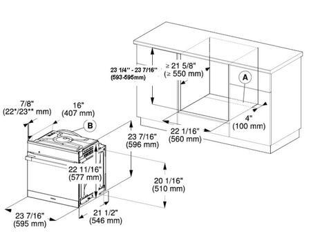 Miele H6560B SensorTronic Series 24 Inch 2.7 cu. ft. Total