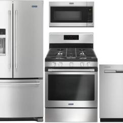 Maytag Kitchen Appliances Cabinets Without Doors 758964 Appliance Packages Connection Main Image
