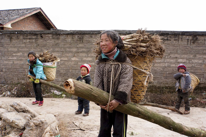 回訪童工家鄉涼山州_圖片頻道_財新網
