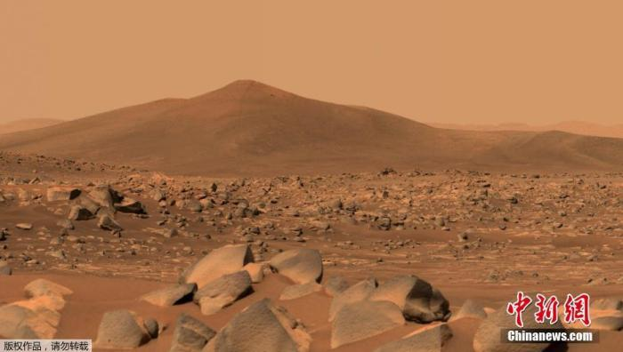Looking for signs of life on Mars: perseverance found clues to explore biological imprints