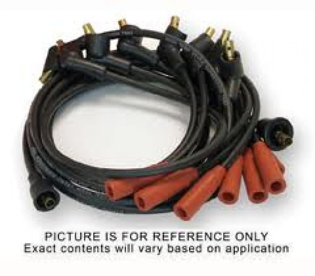 hight resolution of spark plug wire set 351c concours correct repro 1970 mercury cougar 1970 ford mustang 1970 mercury cougar 1970 ford mustang at west coast