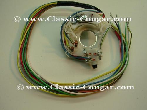 small resolution of 1969 cougar turn signal wiring diagram