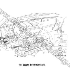 manual complete electrical schematic free download 1967 1967 cougar wiring harness [ 1028 x 794 Pixel ]