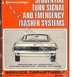 manual sequential turn signal service of operation free download 1967 mercury cougar 1967 mercury cougar at west coast classic cougar the  [ 1028 x 1285 Pixel ]