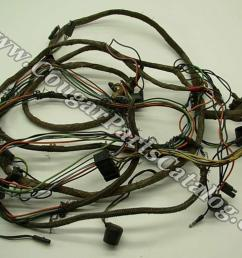 taillight wiring harness standard xr7 grade b used 1968 67 cougar tail lamp wiring harness [ 1028 x 771 Pixel ]