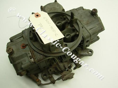 small resolution of carburetor holley 4150 4v 600 cfm 390 manual transmission core 1968 mercury cougar 1968 ford mustang 1968 mercury cougar 1968 ford