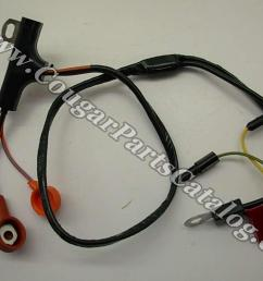 alternator wiring harness xr7 w instruments economy repro 1971 mercury cougar 1971 ford mustang 1971 mercury cougar 1971 ford mustang at  [ 1028 x 771 Pixel ]