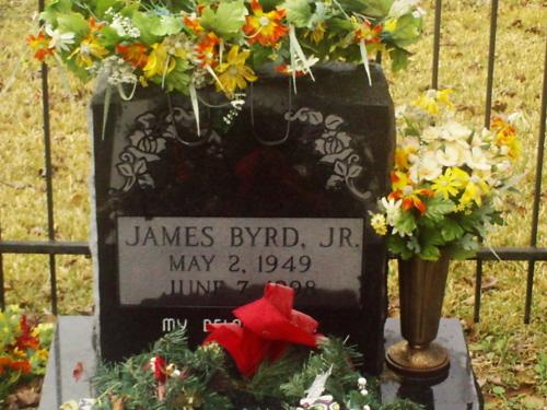 James Byrd, Jr.'s Grave, 2008