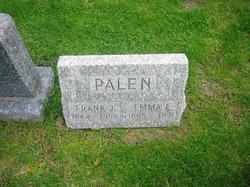 Emma Elsie <i>Claussen</i> Palen