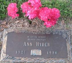 Lillian Ann Lillie <i>Batty</i> Hyden