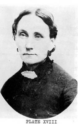 Sarah Ann <i>Walters</i> Clayton
