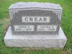 Oliver Cornelius Crear