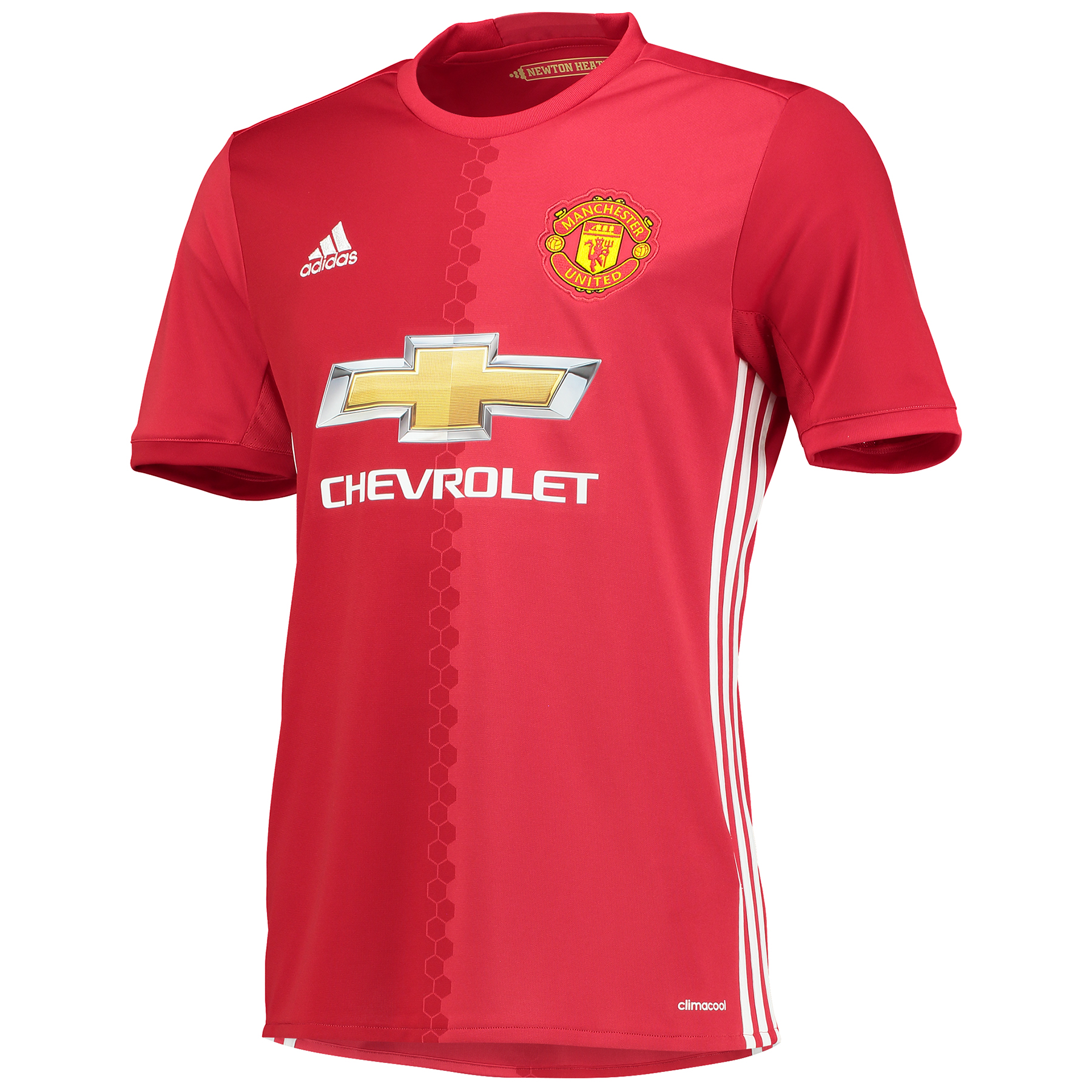 249b6430cd8 Manchester United Home Shirt 2016-17 ...