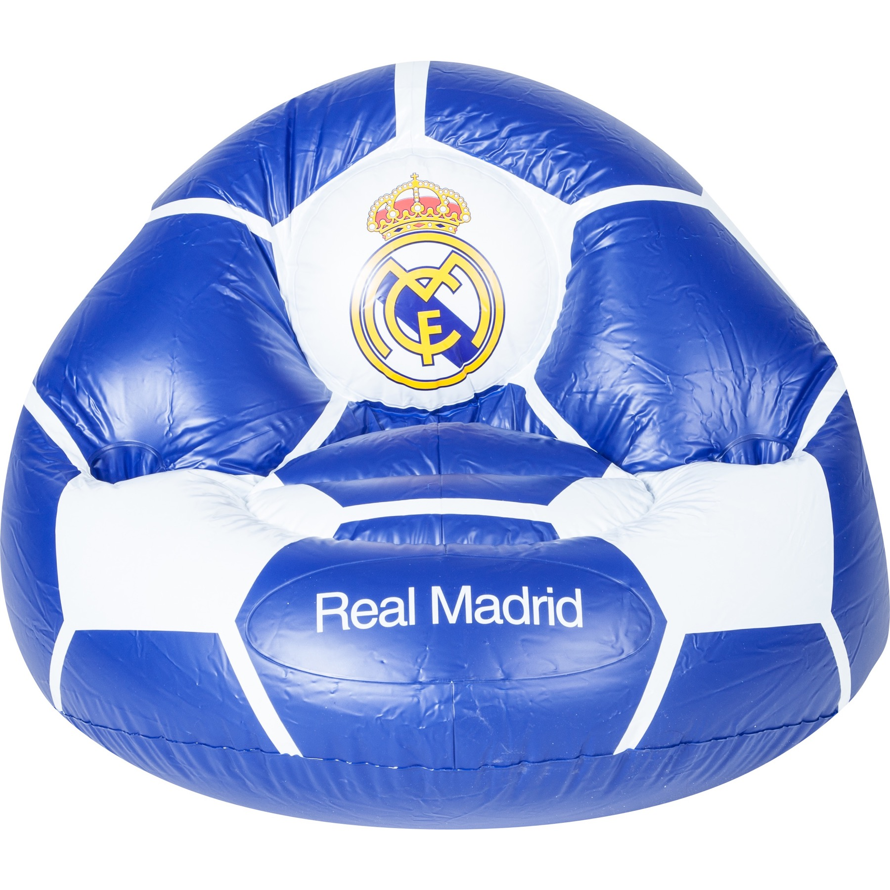 inflatable chair canada patio chairs at lowes real madrid hy pro photo