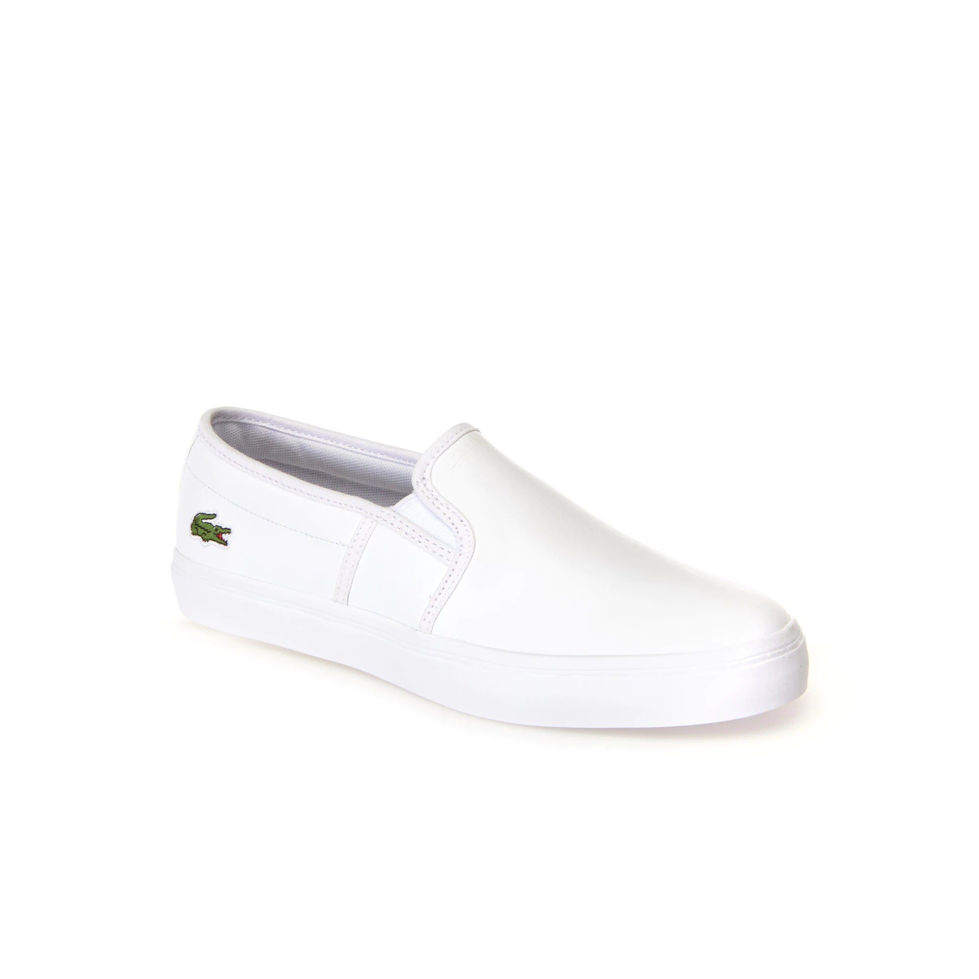 White Womens Slip On Shoes