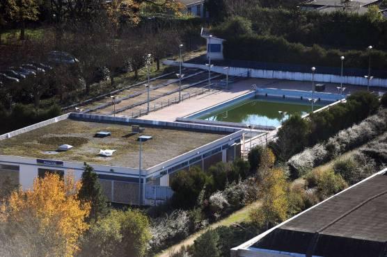 piscine ephemere la source