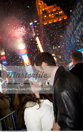 New York City New Years Romance