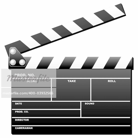 Movie Cut Sign Gallery