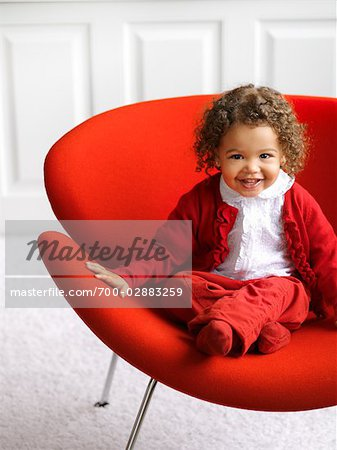 little girl chairs outdoor patio chair cushions target in white and red outfit sitting on a room