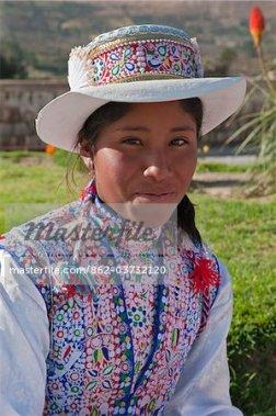peruvian women
