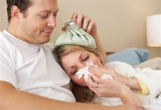 Image result for sick wife
