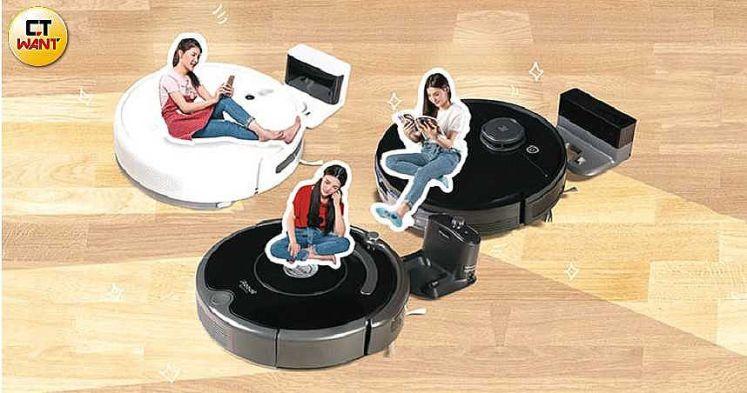 【掃地機實測1】台灣網友最愛買的家電 無疑就是它