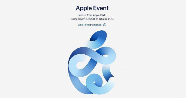 蘋果秋季發表會將在台北時間16日凌晨一點登場。(圖/翻攝自Apple)