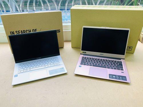 左:ASUS Vivobook 14 X412FA;右:ACER SWIFT 3 SF314-58