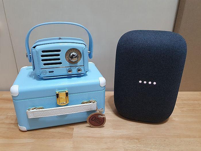 完成設定後,所有透過 Google 智慧音箱聲控播放的音樂,都會從配對好的藍牙喇叭/音響播放音樂出來