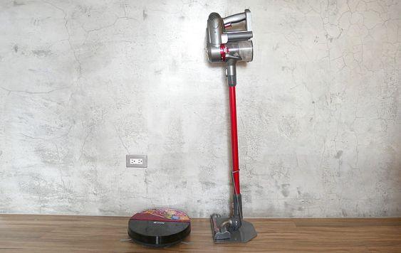 Bmxmao 的手持無線吸塵器+掃地機器人
