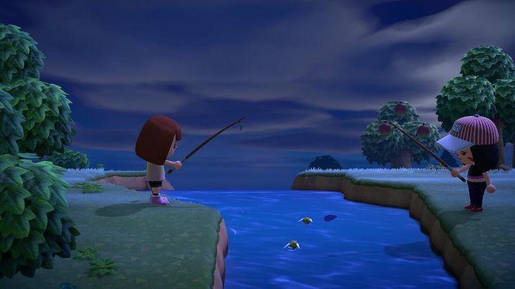 動物森友會到底在玩什麼?還可以邀好友到島上玩、一起釣魚