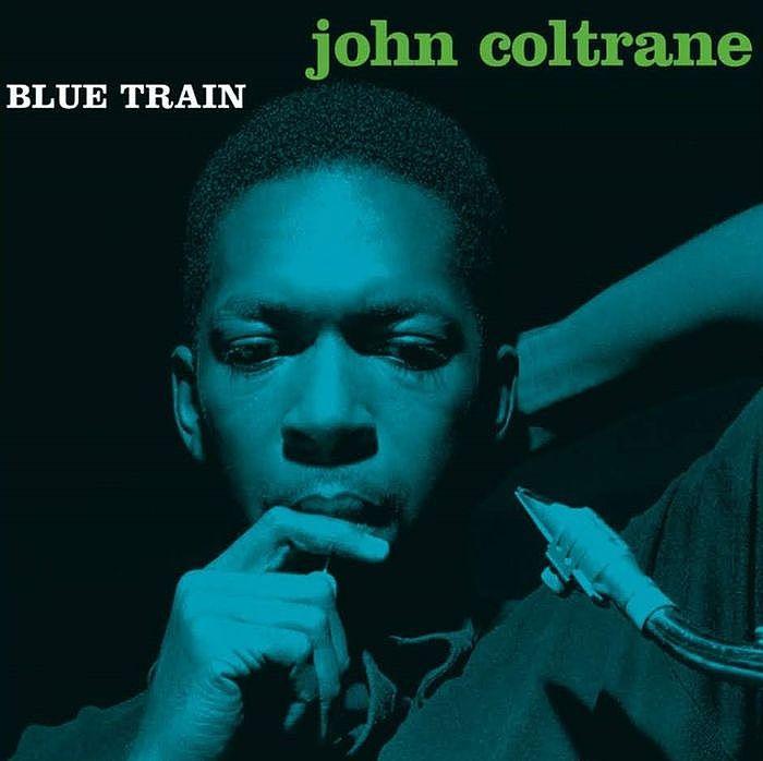 爵士樂大師John Coltrane 的「Blue Train」